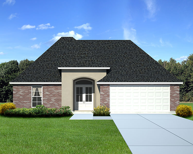 Carrollton Floor Plan Home